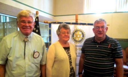Clearfield Rotary Learns About Missions