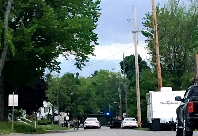BREAKING: Details Released on Warrant Service that Blocked Off Wallaceton