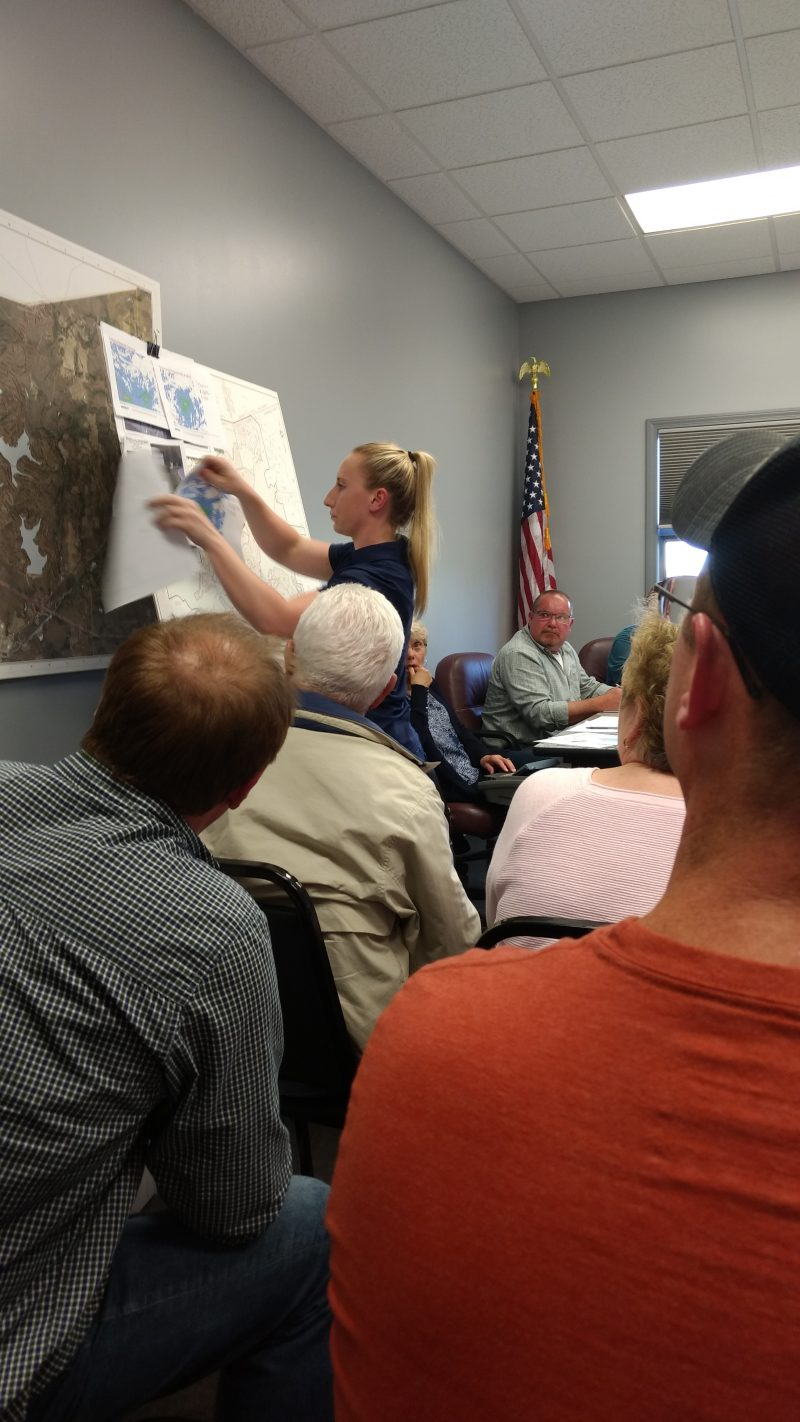 Sandy Twp. Supers Table Vote on Possible Treasure Lake Cell Phone Tower