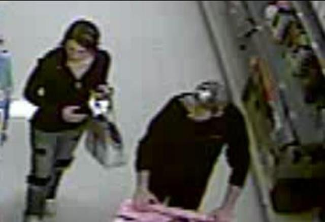 Police Seeking Public's Assistance in Investigation into Retail Thefts