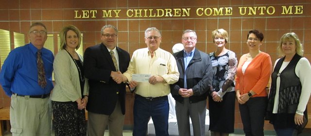 DuBois Central Catholic Receives Palumbo Grant