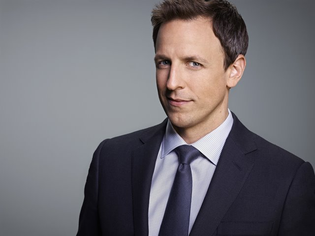 Seth Meyers on Paul Ryan and keeping up with the news cycle