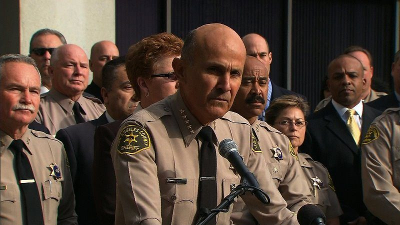 Former LA County sheriff sentenced to 3 years in federal prison