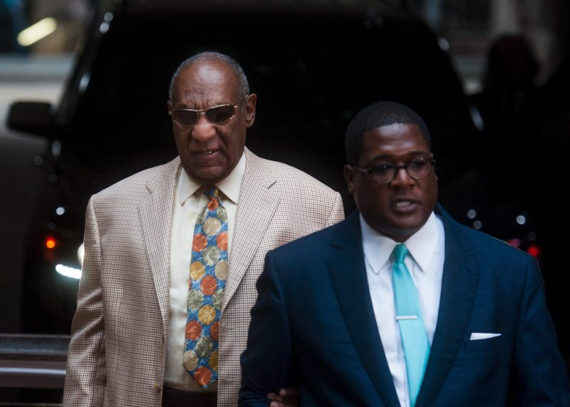 Jury selection begins in Bill Cosby's assault trial