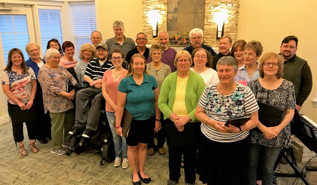 Clearfield Choral Society to Present Spring Concert June 4