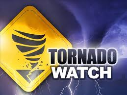 Tornado Watch Issued for Clearfield County