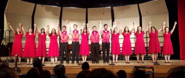 Show Choir to Perform at CAST