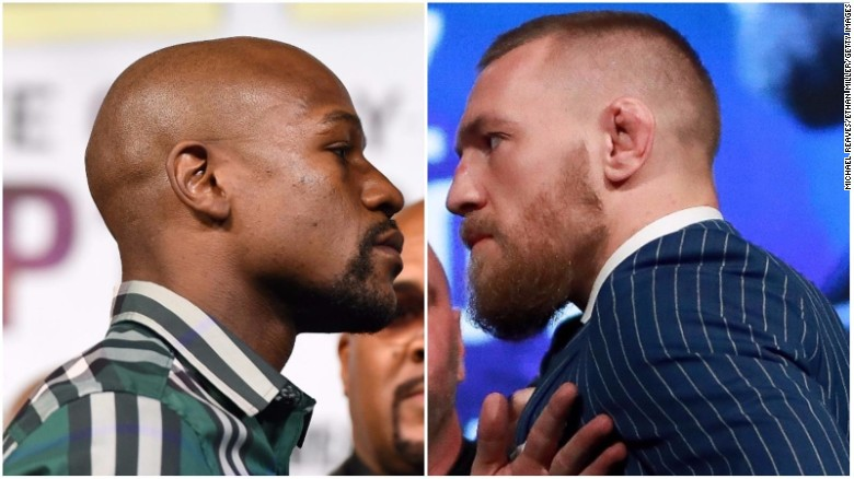 Floyd Mayweather vs. Conor McGregor: 'Farce or circus?'