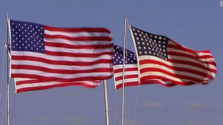 Time to display the red, white and blue! June 14th is Flag Day!