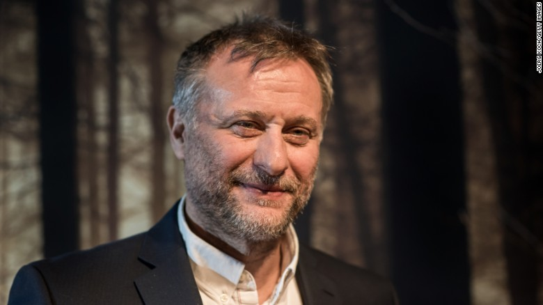 Swedish actor Michael Nyqvist dies at 56