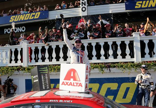 Parks Pit Report:  Axalta Presents the Pocono 400
