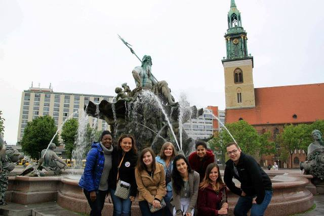 Honors Students Enrich Their Education in Berlin, Germany