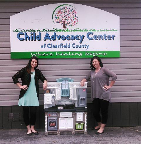 DA: Child Advocacy Center Receives Donation