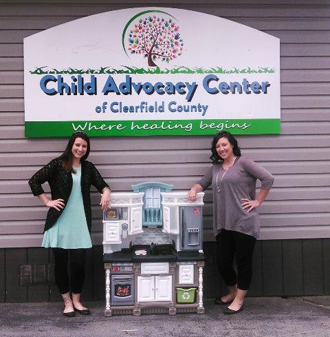 DA: Child Advocacy Center Receives Donation