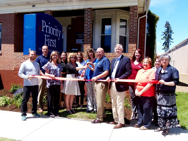 Priority First Federal Credit Union Holds Grand Opening, Ribbon-Cutting at Clearfield Branch