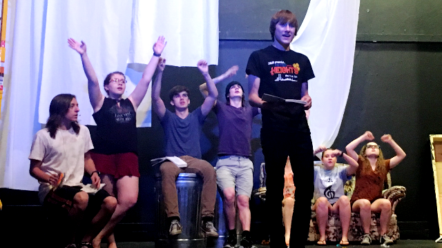 Godspell Opens June 30 at Reitz Theater