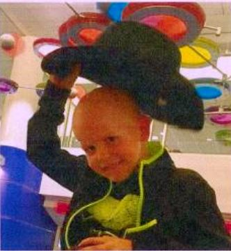 Community Prayer Service to be Held for Clearfield Boy Fighting Cancer