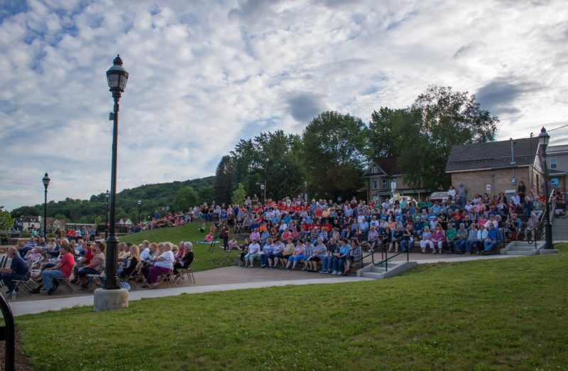 SWAY PHOTO SLIDESHOW: Community Gathers to Pray for Local Boy Fighting Cancer