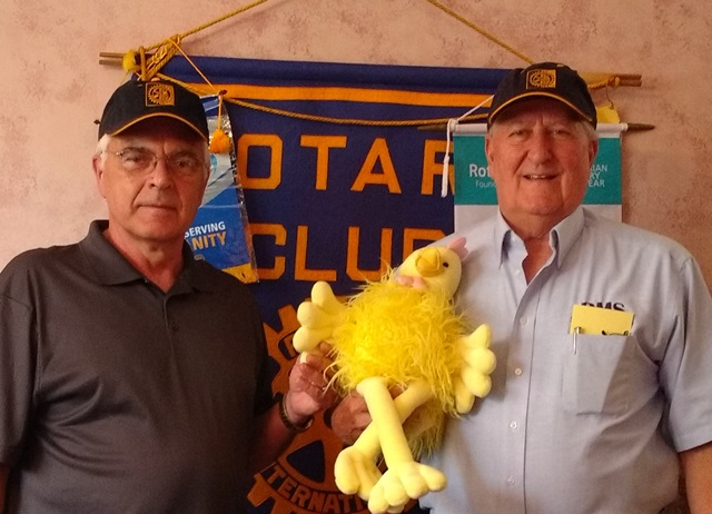 Curwensville Rotary's Annual Chicken Barbecue is Saturday