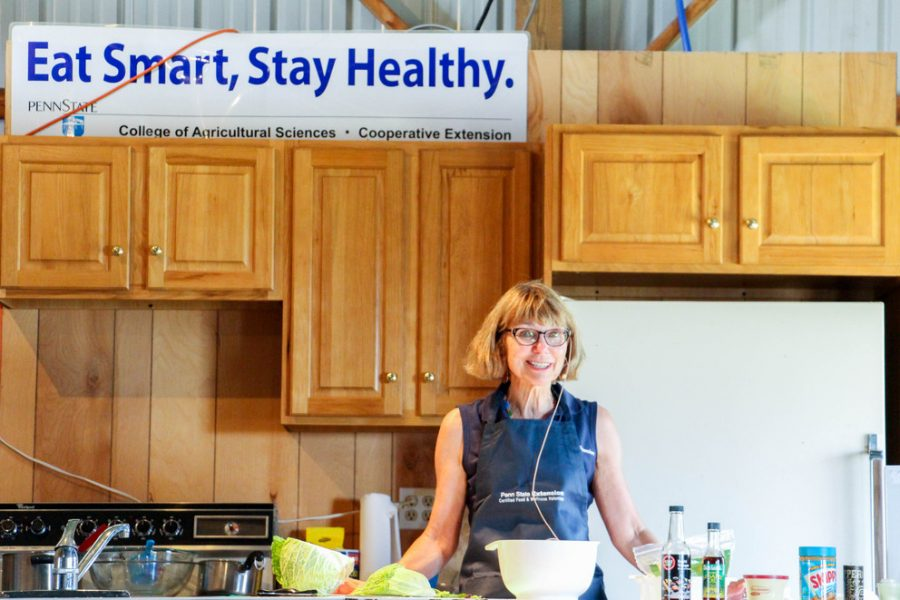 Ag Progress Days Family Room Building Specializes in Health, Safety