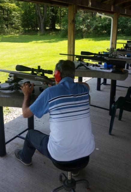 Sportsmen's Club Announces Deer Target Match Results