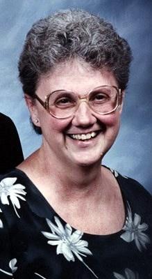 Obituary Notice: Alice L. Shaffner