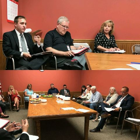 Clearfield Chamber Holds Roundtable Discussion with Area Business Leaders to Develop Explore Program