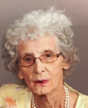 Obituary Notice: Ruth E. Anderson