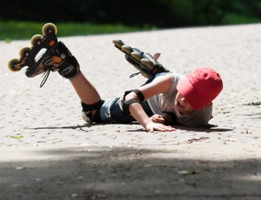 The Medical Minute: Falls a Common – and Preventable – Cause of Childhood Injury