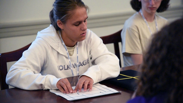 Penn State Hosting Academy for Blind, Visually Impaired High School Students