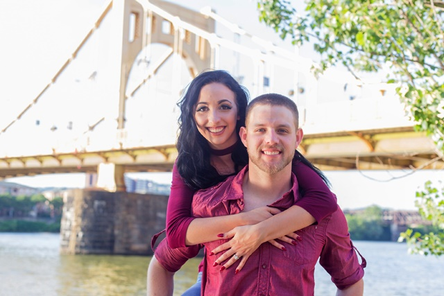 Engaged: MaKayla Dusch and Tyler Hegburg