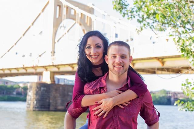 Engaged: MaKayla Dusch and Tyler Hegburg