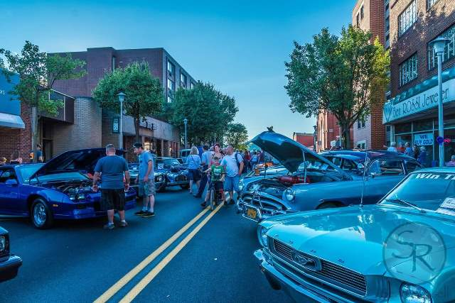 First-ever DuBois Cruise In Held