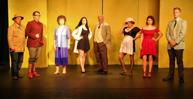 CAST Presents CLUE: The Musical
