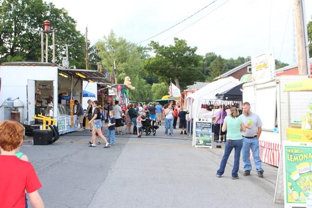 PHOTOS: Osceola Mills Firemen's Fair