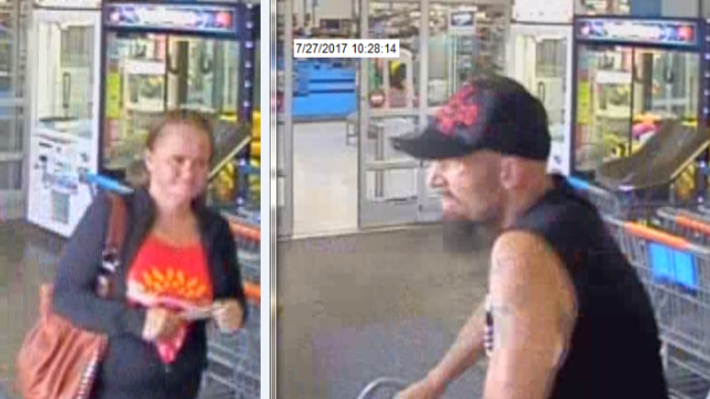 BREAKING: State Police Attempting to Identify Retail Theft Suspects