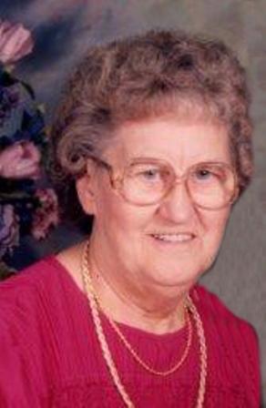 Obituary Notice: Barbara E. Peters