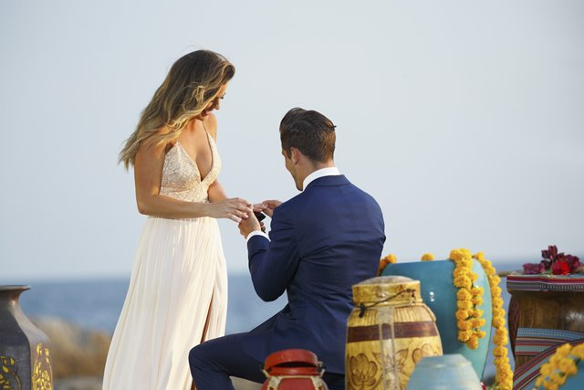 Here's one 'Bachelorette' wedding you probably won't see