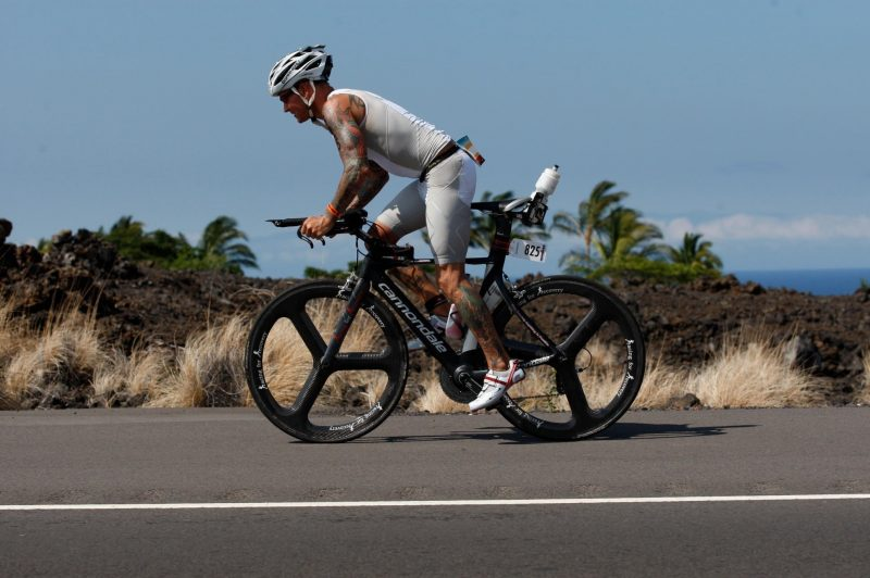 From addict to Ironman