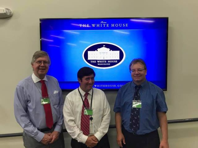 Clearfield Commissioners: White House Visit Was Successful