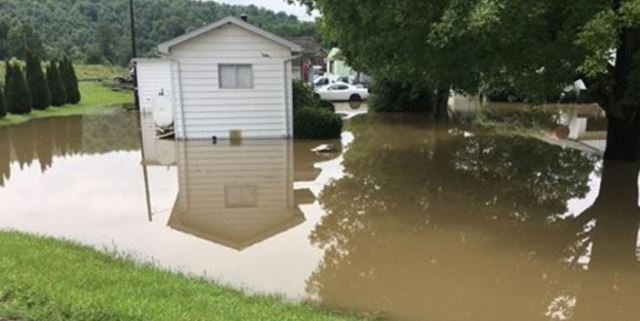 BREAKING: Red Cross Teams Assisting Following Flooding in Indiana, Clearfield and Fayette Counties