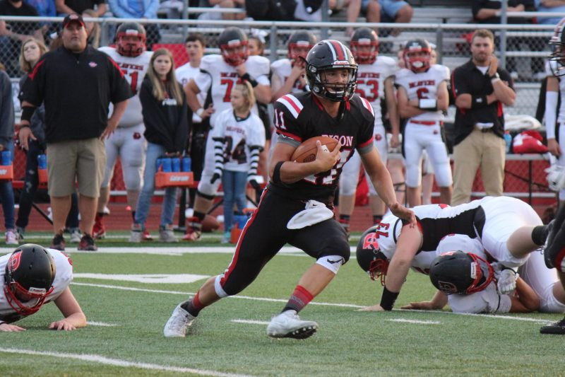 Bison Learn from Early Miscues to Shut Out Dubois