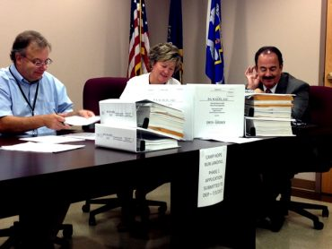 Clearfield Commissioners Give Update on Proposed Camp Hope Run Landfill