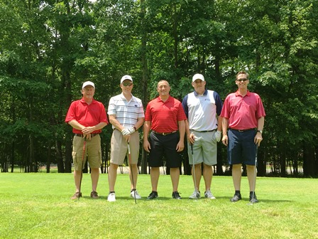 CNB Bank Raises $23,800 at Charity Golf Tournament for American Cancer Society