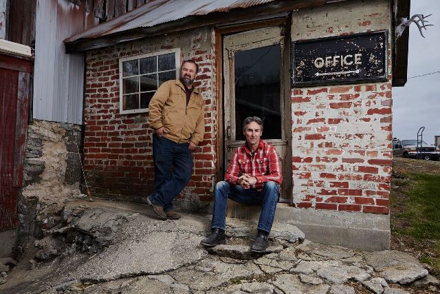 BREAKING: AMERICAN PICKERS to Film in Pennsylvania