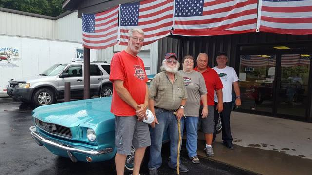 41st Annual Auto Show Held in Clearfield