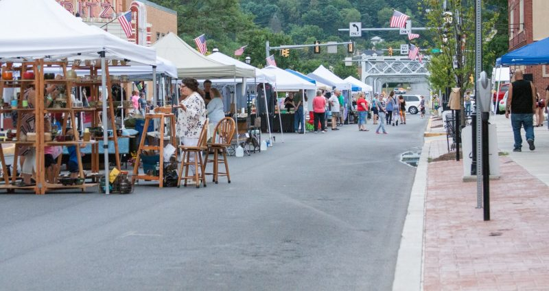PHOTO SLIDESHOW: Clearfield ART Festival