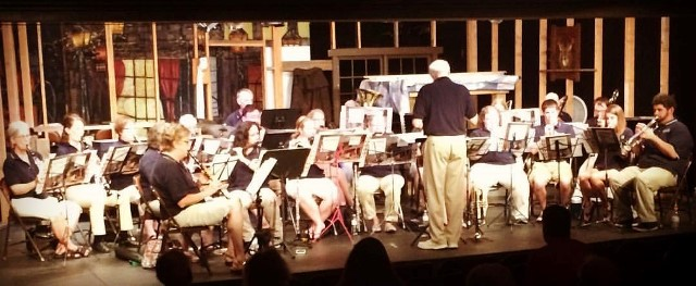 Clearfield Community Band to Perform at CAST