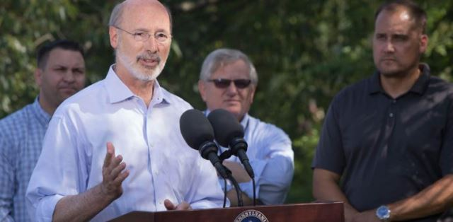 Gov. Wolf: Aid Available for Flash Flooding Victims in Clearfield Co.