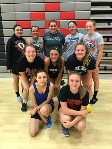 Clearfield Volleyball to Hold Celebrity Server Night